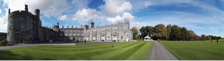 Beautiful-Kilkenny-castle-Ireland