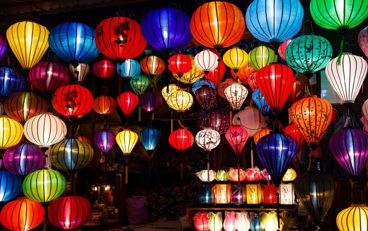 Hoi-An-Vietnam-Colorful-Lanterns-Travel-Cutie